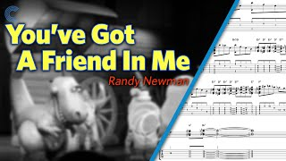 Clarinet You've Got A Friend In Me Randy Newman Toy