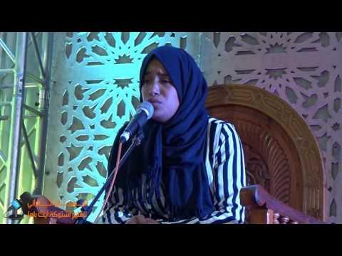 اجواء المسابقة النهائية للمهرجان الفرءاني لاشتوكةايت باها 2017