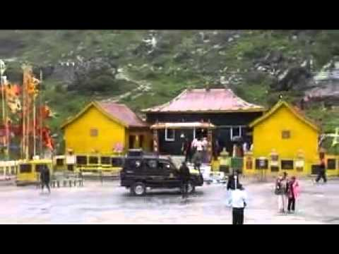 BABA HARBHAJAN SINGH TEMPLE NATHULLA PASS - GANGTOK - SIKKIM (INDIA)