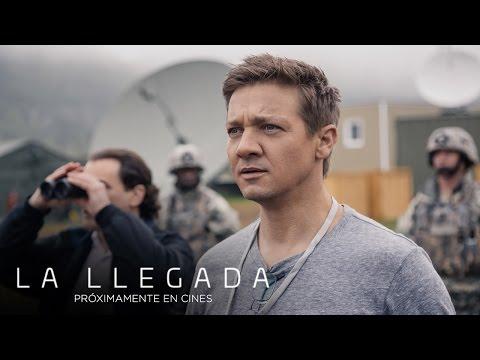 LA LLEGADA (ARRIVAL). Tráiler oficial en español HD. Ya en cines.