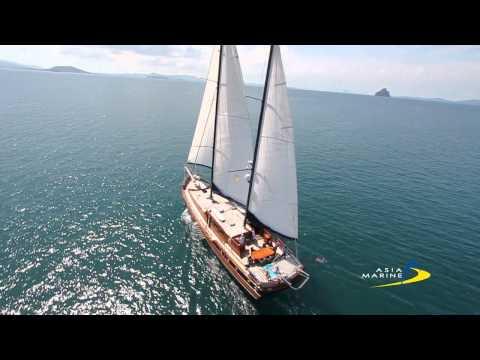 sailing yacht Capricorn.mpg