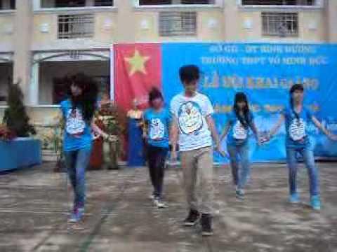 Nhảy Hiện Đại Day by Day - Võ Minh Đức