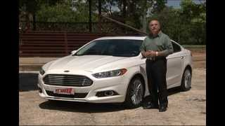 Teste Ford Fusion Vrum