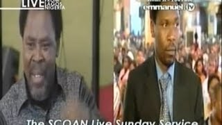 SCOAN 30 March 2014: Prophet TB Joshua Is The Mercy And The Right Hand Of God Among Us, Emmanuel TV