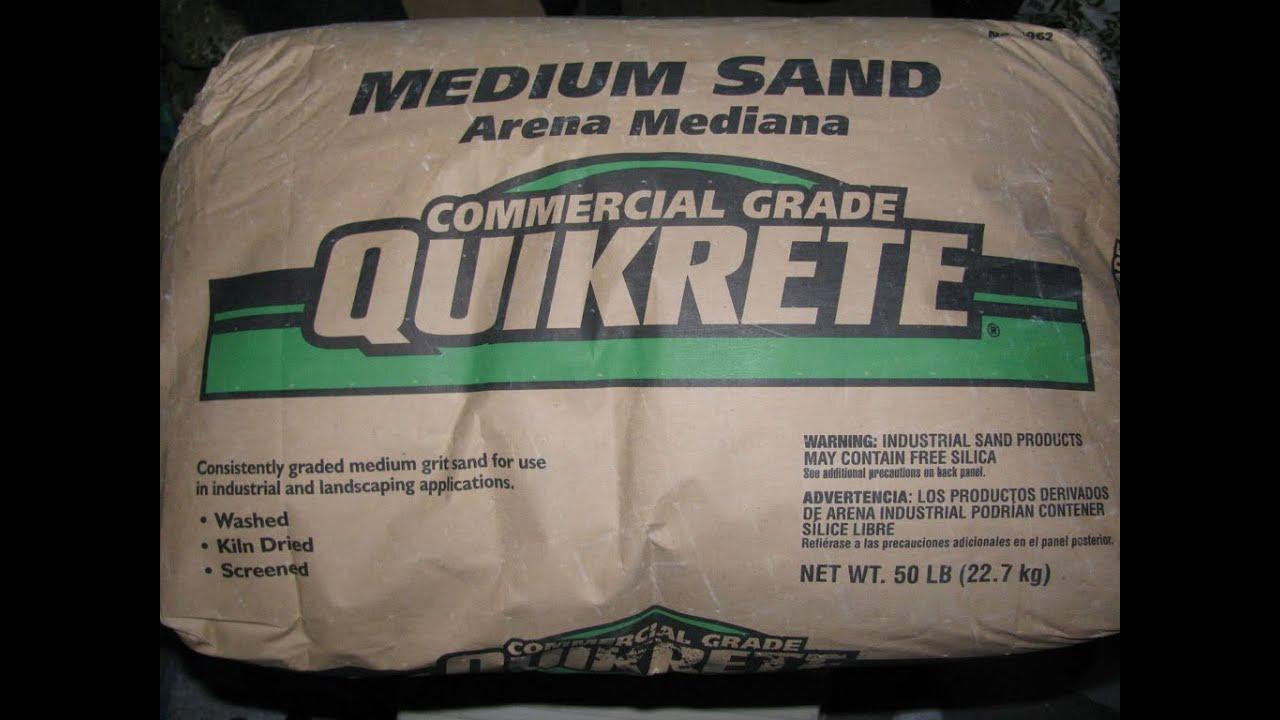 Aquarium Sand Home Depot