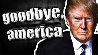 Why I Left America... and so should you.