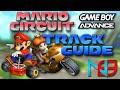 Mario Kart 8: Mario Circuit (GBA) - Track Guide / Analysis