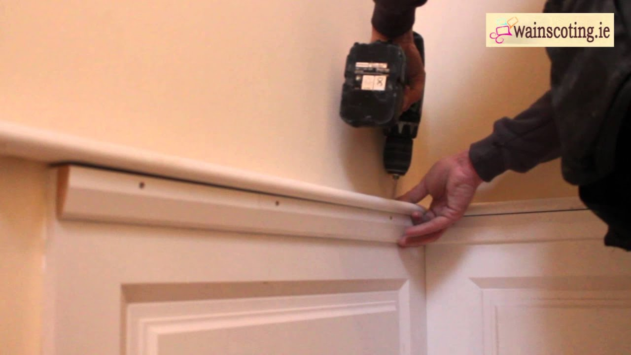 Wainscoting ie youtube