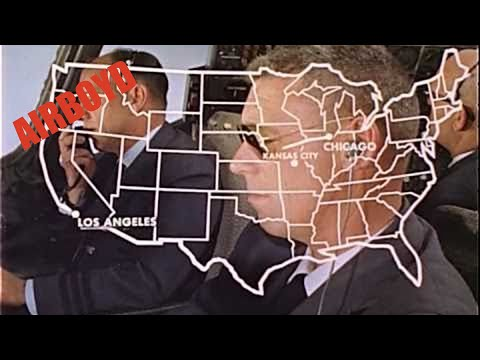 A Traveler Meets Air Traffic Control (1963)