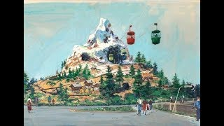 The Mighty Matterhorn Bobsleds
