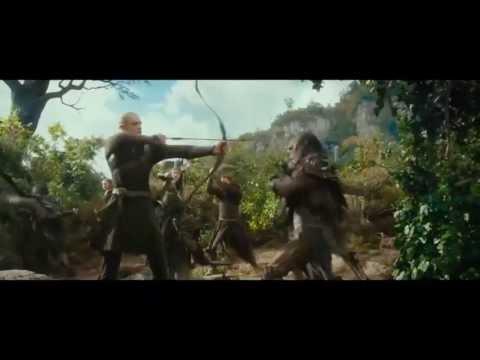 Der Hobbit 2 Smaugs Einöde | Trailer D (2013)