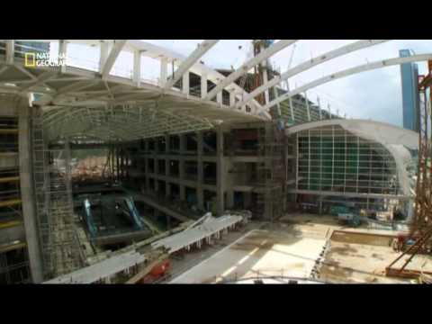 Singapore Mega-structure - Singapore's Vegas