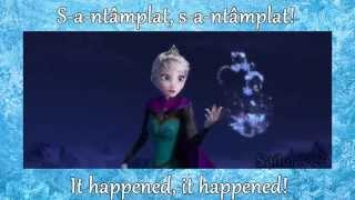 [HD] Frozen (Regatul De Gheață) Let It Go (S-a