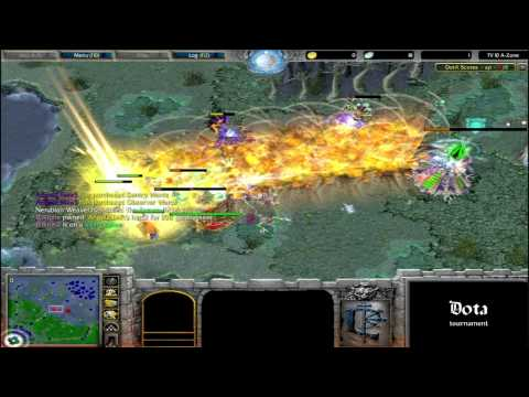 [o] TV10 DotA Tournament A zone  Angel 2 vs 13