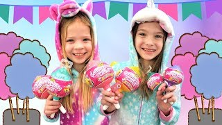 A Toy Spy Cotton Candy Cuties Party!