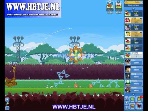 Angry Birds Friends Tournament Level 5 Week 115 (tournament 5) no power-ups