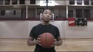Teaching Basketball: How To Do A Between The Leg Dribble