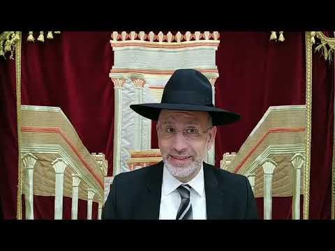 N°107 Le fils caché de Esaav. Pour la réussite de David Rahamim