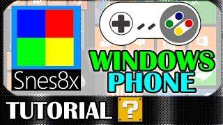 Emulador De SNES Para Windows Phone