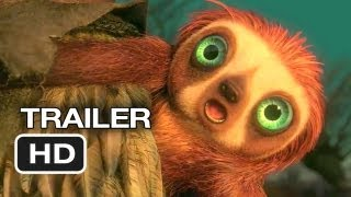 The Croods Official Trailer #2 (2013) Ryan Reynolds