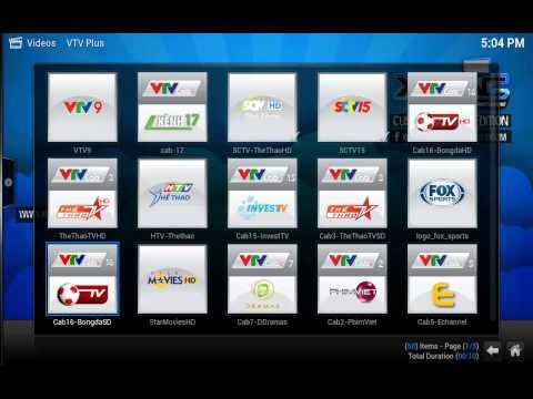 Xem bất cứ kênh truyền hình nào mà bạn muốn - Với Hộp Tivi Box Minix