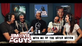 GODZILLA VS. THE MOVIE SHOWCAST (w/MC of The Hater Nation) -...