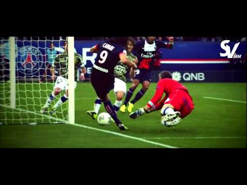 Edinson Cavani Best Skills & Goals Ever HD