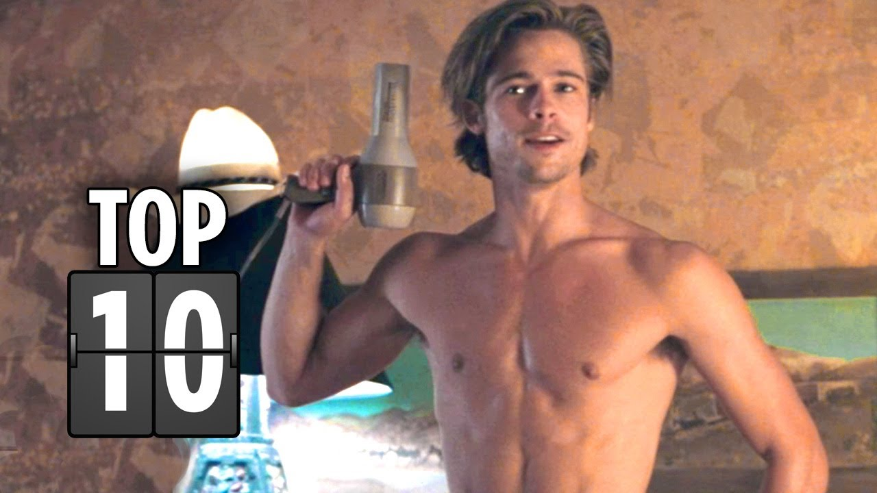 Top Ten Brad Pitt Movi...