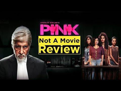 Pink | Not A Movie Review | Sucharita Tyagi | Film Companion