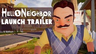 Hello Neighbor - Megjelenés Trailer