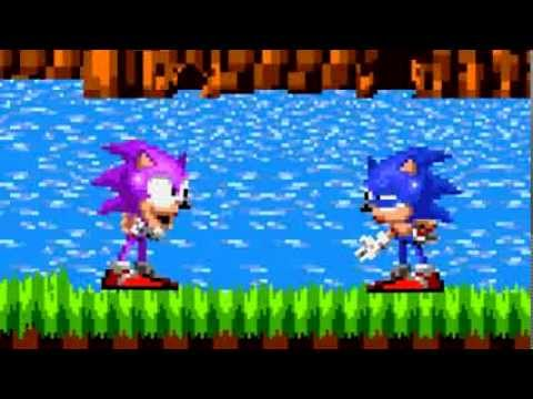 Sonic Meets Original Fan Characters