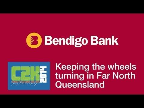 C2K (Cairns to Karumba Bike Ride) and Bendigo Bank