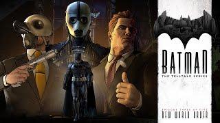 Batman - The Telltale Series - 3. Epizód: New World Order