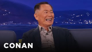 George Takei Take on William Shatner and Leonard Nimoy in J.J. Abrams' Star Trek