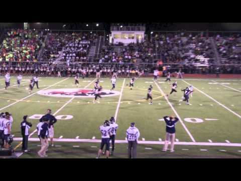 2013 Council Rock North HS Varsity Football Highlights Film