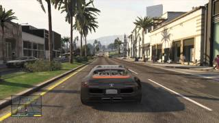 Bugatti Veyron Sur GTA V ! Comment L'obtenir ?!