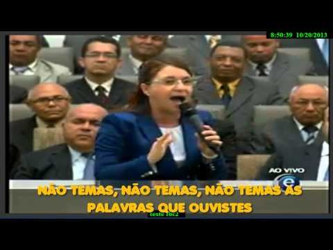 A Carta Eliã Oliveira COM LETRA