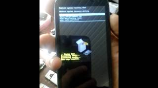 China Qalaxi I9300 Hard Reset
