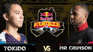 Red Bull Kumite 2017: Tokido vs Mr Crimson | Top 16
