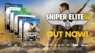Sniper Elite 3 Launch Trailer