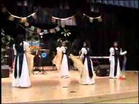 Grupo de Danza cristiana MLE-Sueño de Morir