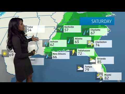 Jennifer Delgado Weather Channel