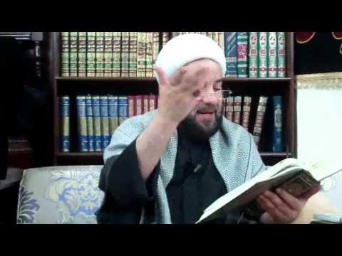 خضوع عالم الإمكان لمقام الإمام الحسين عليه السلام