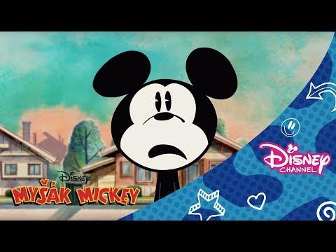 Mickey Mouse - V odpadcích