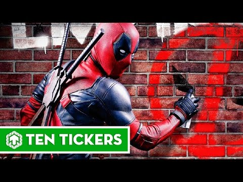 Top 10 siêu năng lực đặc biệt nhất thế giới X-Men | Ten Tickers No. 6 (REMAKE)