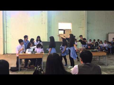 Nhạc kịch: Chuyện lớp tôi (12 Xã Hội THPT Chuyên Trần Phú Hải Phòng)