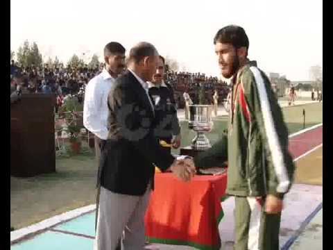 Pak Army Athletics Championship Last Day Part 02 City42