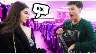 Beverly Hills Brat Goes Thrift Store Shopping at Goodwill! *she's changed*