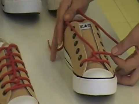 Tips for Bootlace Converse[Part_2]