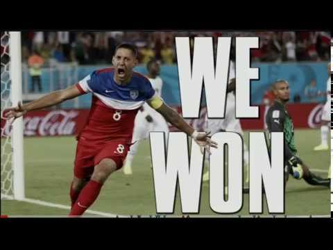 USA vs Portugal Pregame - Narrated by Kiefer Sutherland